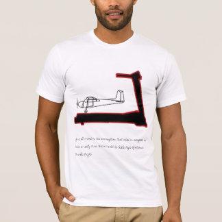 トレッドミルの飛行機… Tシャツ
