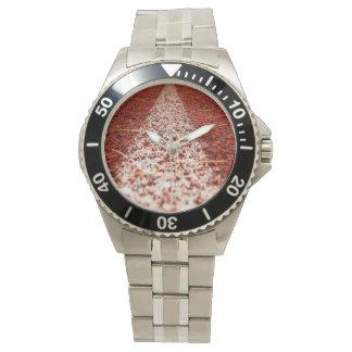 トレッドミル 腕時計