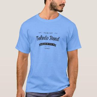 トレドのくねりの貯蔵所 Tシャツ
