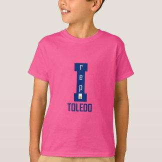 トレドのデザイン Tシャツ
