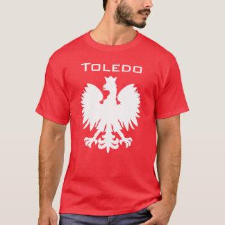 トレドのポーランド人のプライド Tシャツ