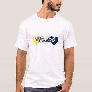 トレドの三重のハート Tシャツ