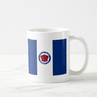 トレドの旗 コーヒーマグカップ