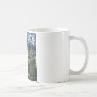 トレドのEl Grecoの眺め コーヒーマグカップ