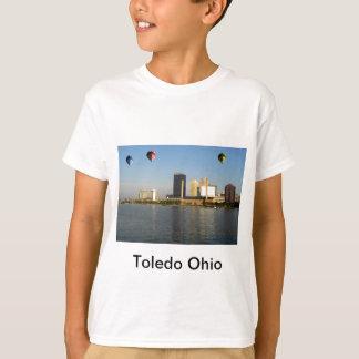 トレドオハイオ州都市 Tシャツ