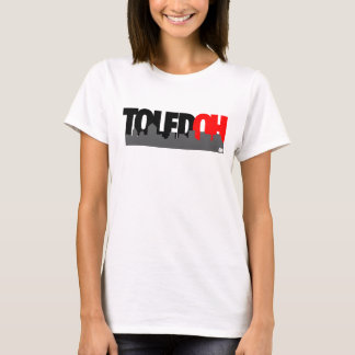 トレドオハイオ州419 Tシャツ
