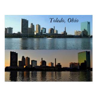トレド、オハイオ州 ポストカード