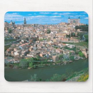 トレド、スペイン古代市 マウスパッド