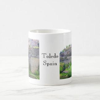 トレド、スペイン コーヒーマグカップ