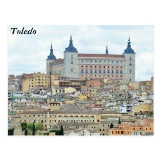 トレド、スペイン ポストカード