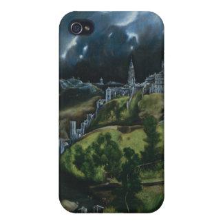トレド、El Grecoの眺め iPhone 4/4S Case