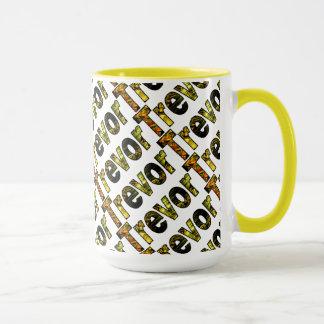 トレバーのためのコーヒー・マグ マグカップ