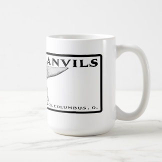 トレントンの金敷のマグ コーヒーマグカップ
