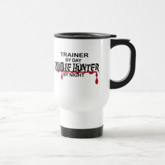 トレーナーのゾンビのハンター トラベルマグ