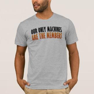 トレーナーのワイシャツ 機械 Tシャツ