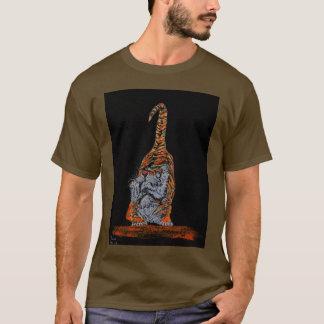 トレーニングのトラ Tシャツ