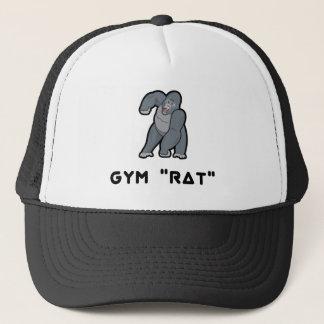 トレーニングの体育館のゴリラ キャップ