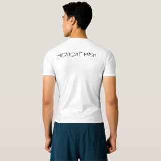 トレーニングは押し寄せます Tシャツ