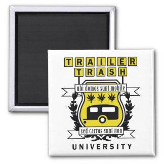 トレーラーの屑大学 マグネット