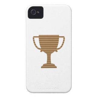 トロフィのコップ賞のゲームのスポーツ競争NVN280 Case-Mate iPhone 4 ケース