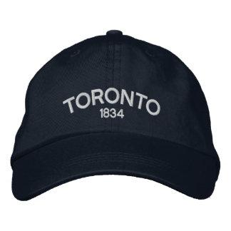 トロントのカスタムによって刺繍される帽子 刺繍入りキャップ