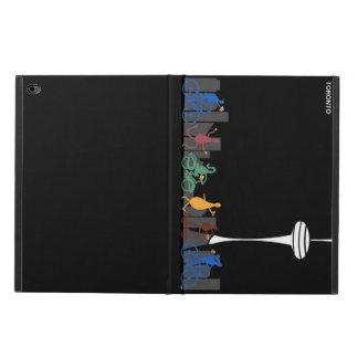 トロントのグルメのiPadの場合 Powis iPad Air 2 ケース