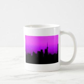 トロントのスカイライン コーヒーマグカップ