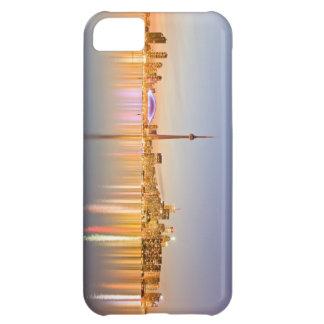 トロントのスカイライン iPhone5Cケース