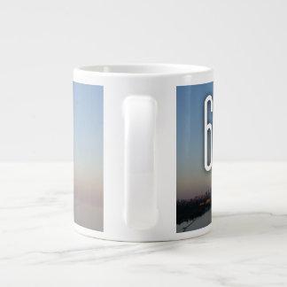 トロントのマグ ジャンボコーヒーマグカップ