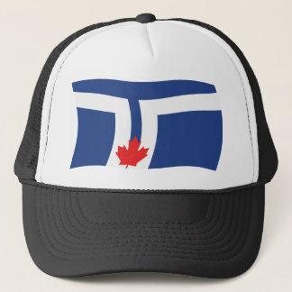 トロントの旗の帽子 キャップ