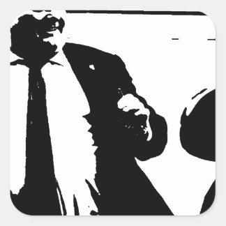 トロントのRobフォード一流の喫煙の市長 スクエアシール