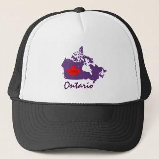 トロントオンタリオはカナダの帽子をカスタマイズ キャップ