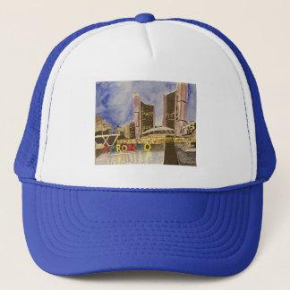 トロントトラック運転手のスタイルの帽子の帽子の市 キャップ