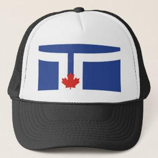 トロント都市旗のカナダの国 キャップ