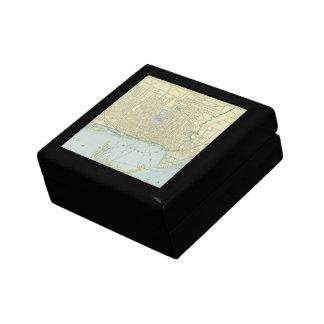 トロント(1901年)のヴィンテージの地図 ギフトボックス
