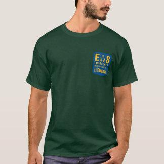 トロントEMSの救急医療隊員のワイシャツ Tシャツ