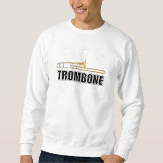 トロンボーンのスエットシャツ スウェットシャツ