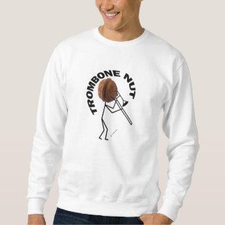 トロンボーンのナット スウェットシャツ
