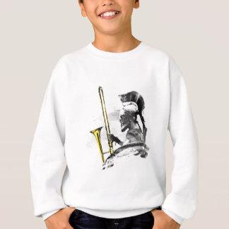 トロンボーンの戦士 スウェットシャツ