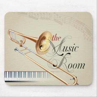 トロンボーン音楽部屋 マウスパッド