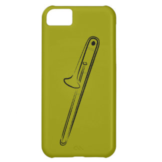 トロンボーン iPhone5Cケース