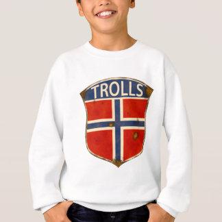 トロールの物 スウェットシャツ