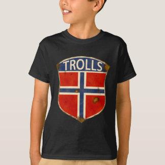 トロールの物 Tシャツ