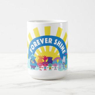 トロールは 永久に照ります コーヒーマグカップ