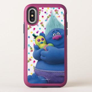 トロール|の大物及び氏Dinkles オッターボックスシンメトリー iPhone X ケース