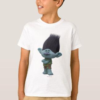 トロール の枝-スマイル Tシャツ