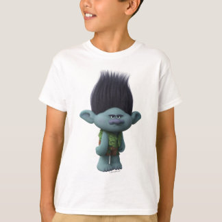 トロール の枝- Grumpus家の氏 Tシャツ