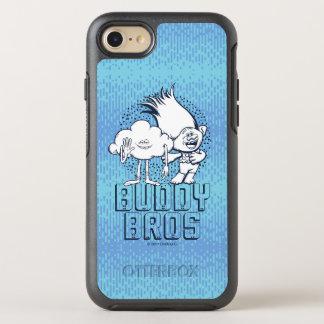 トロール|の雲の人及び枝-相棒Bros オッターボックスシンメトリーiPhone 8/7 ケース