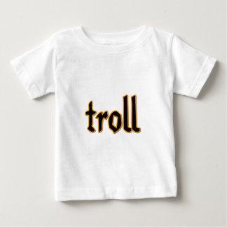 トロール ベビーTシャツ