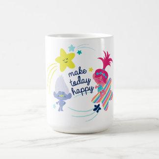 トロール  Glitterifficのおもしろい コーヒーマグカップ